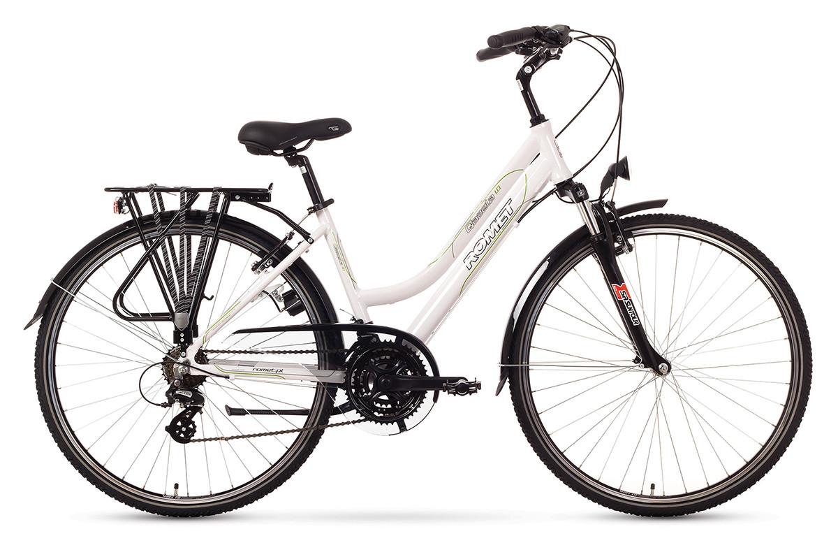 Trekingová a městská kola
