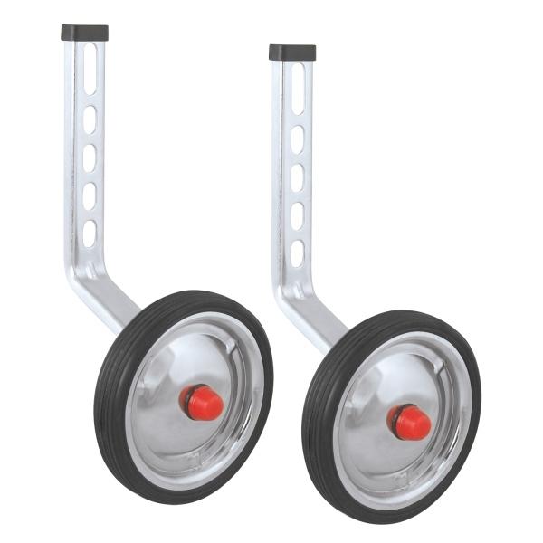 Balanční kolečka, vodící tyče